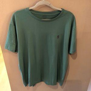 Polo t shirt!